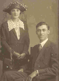 Victor Rothenbach and wife Elsie Brooks